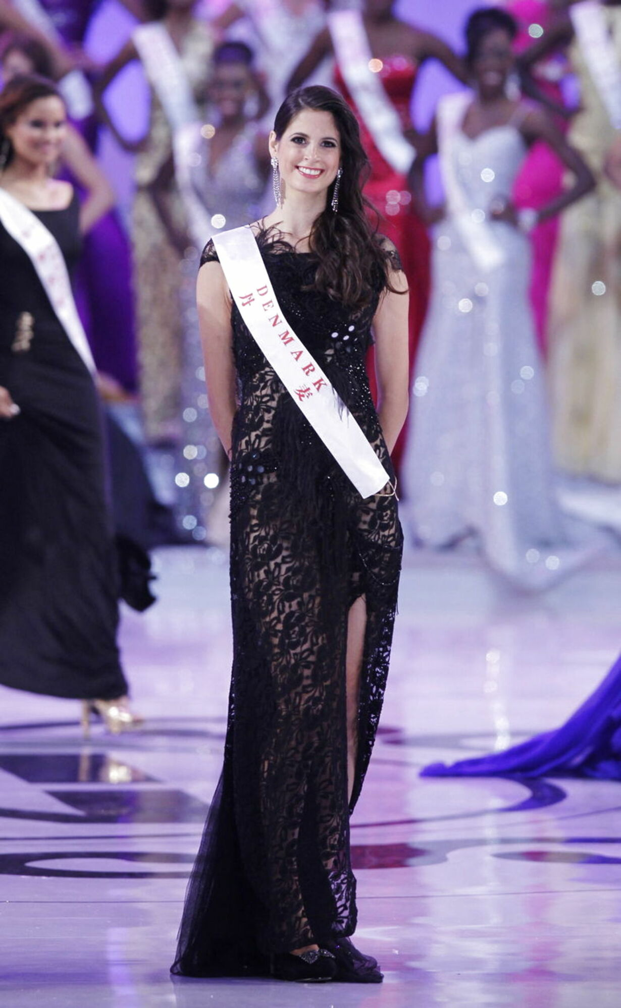CHINA MISS WORLD 2012