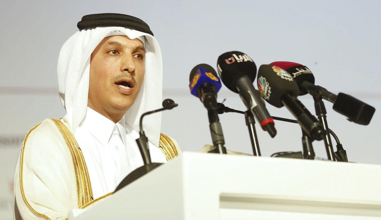 Tirsdag - Qatar