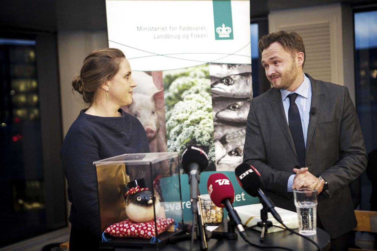 Onsdag - Dan Jørgensen