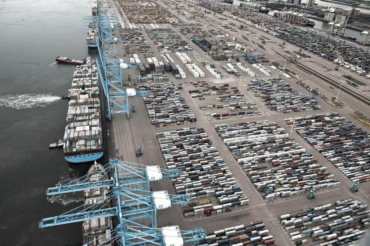 Onsdag - Maersk