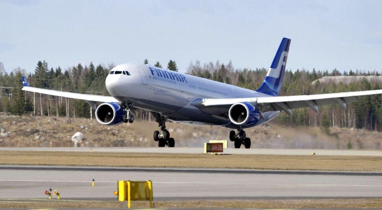 Fredag - Finnair