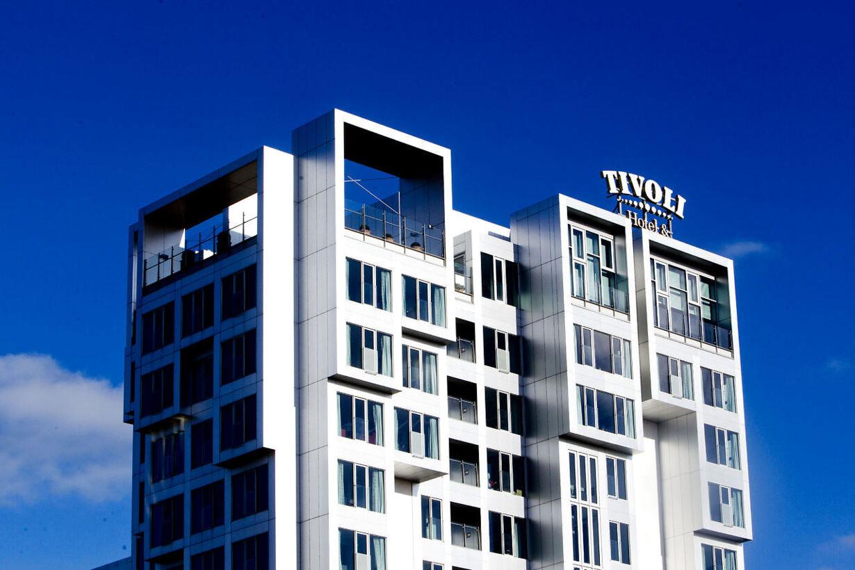 Fredag - Tivoli hotel