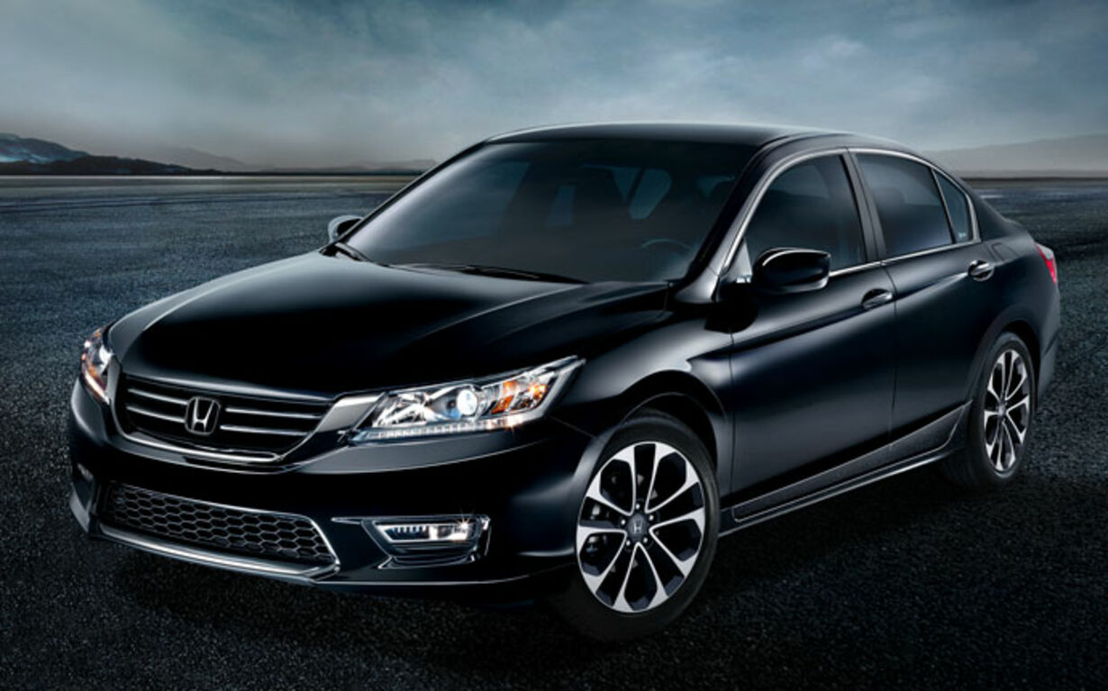 4. Honda Accord