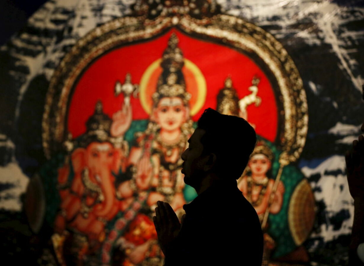 SRI LANKA-RELIGION/