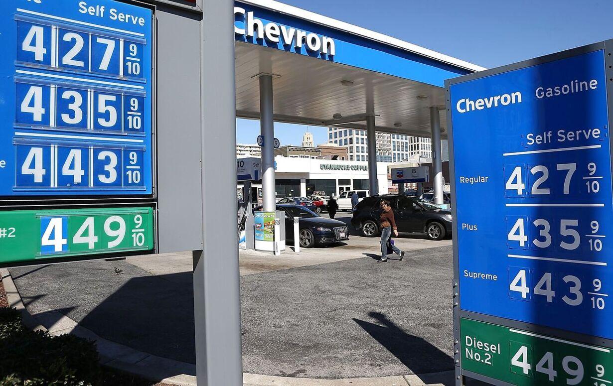 12 - Chevron