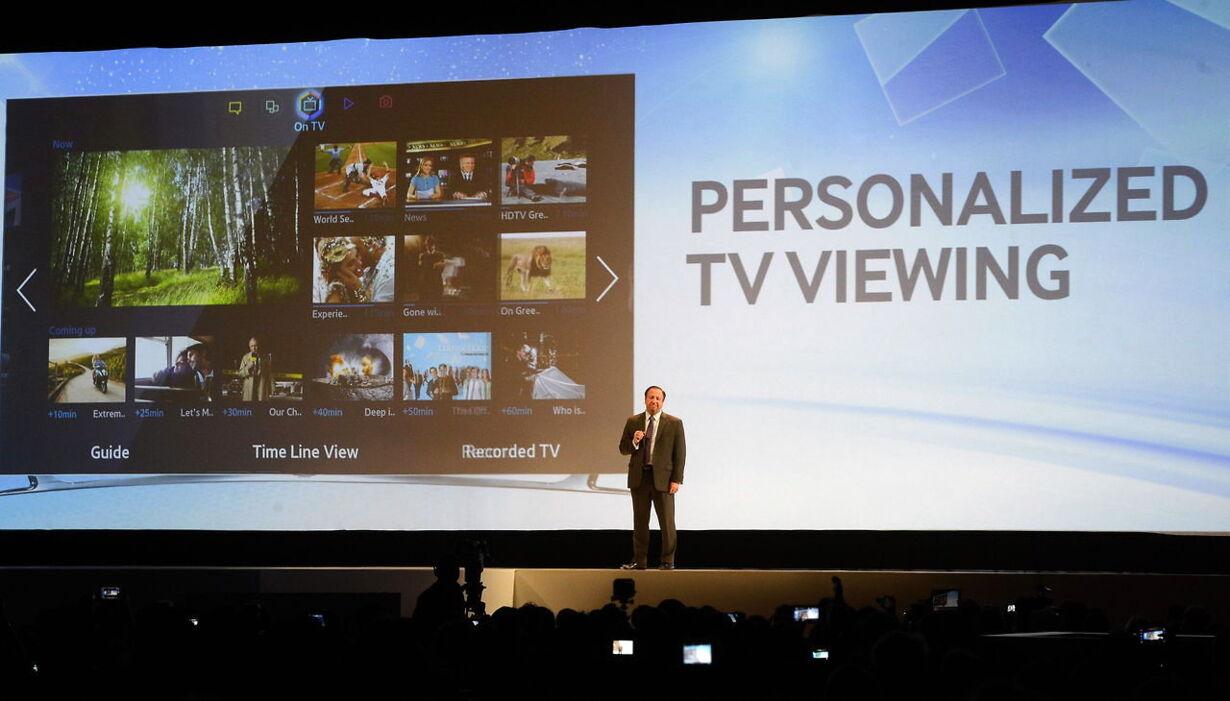Nyt Samsung TV