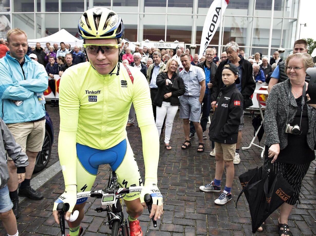 Post Danmark Rundt 1. etape