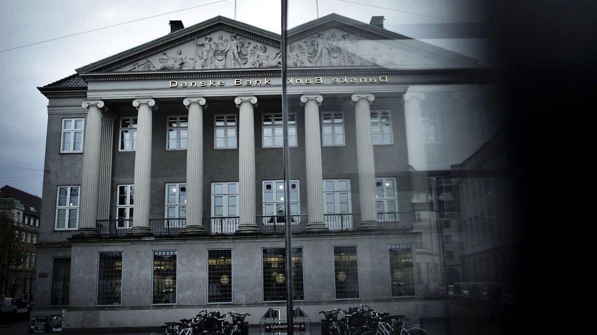 Fredag: Danske Bank