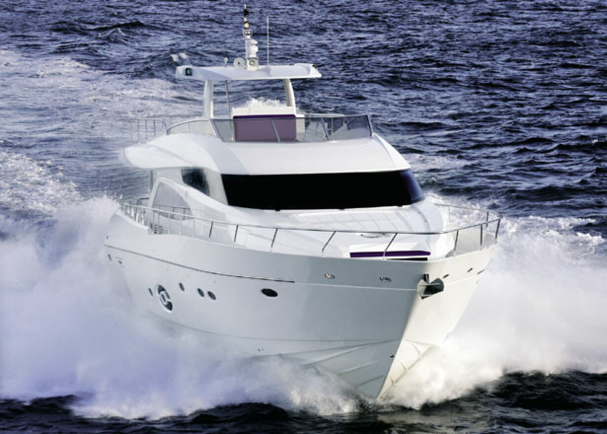 Luksus til søs - 1