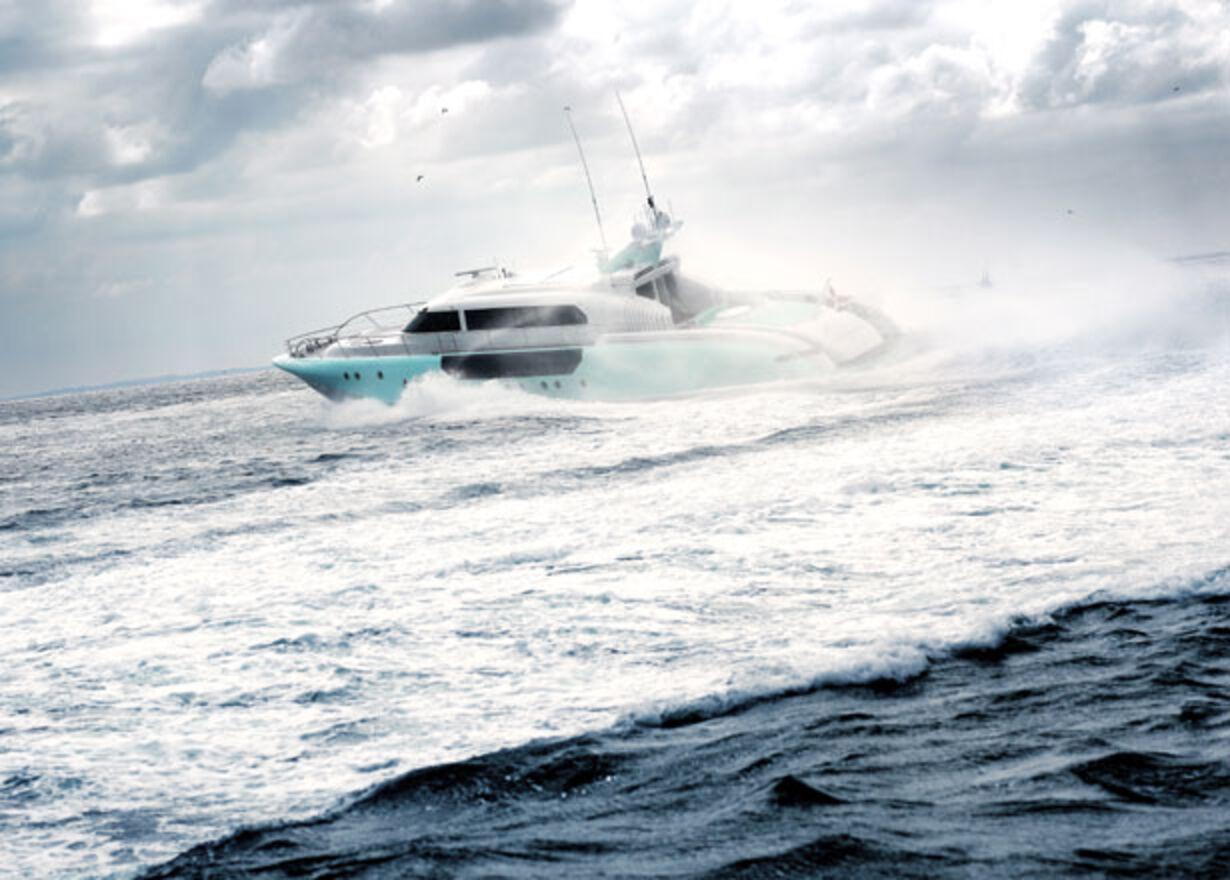Luksus til søs - 5