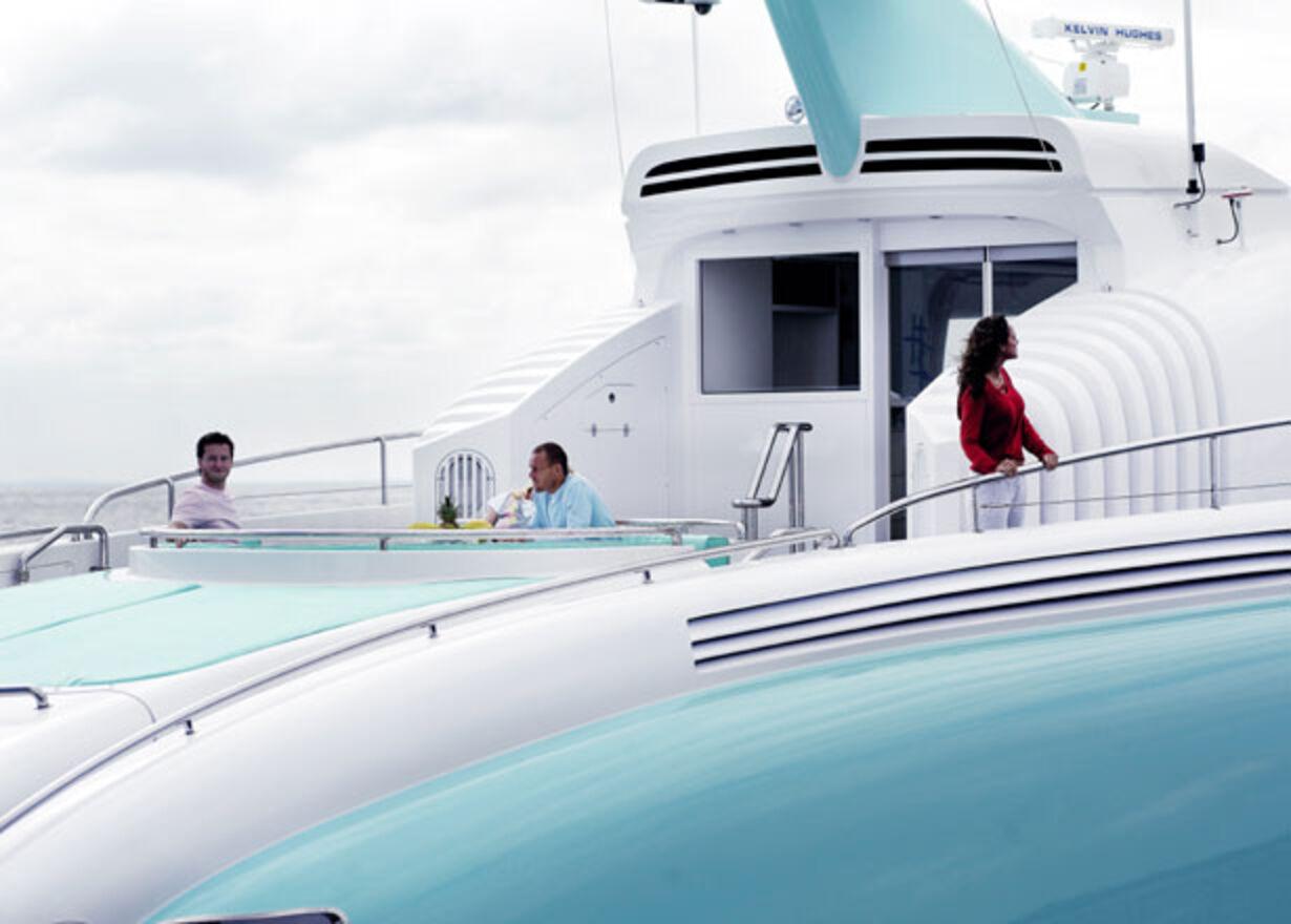 Luksus til søs - 6
