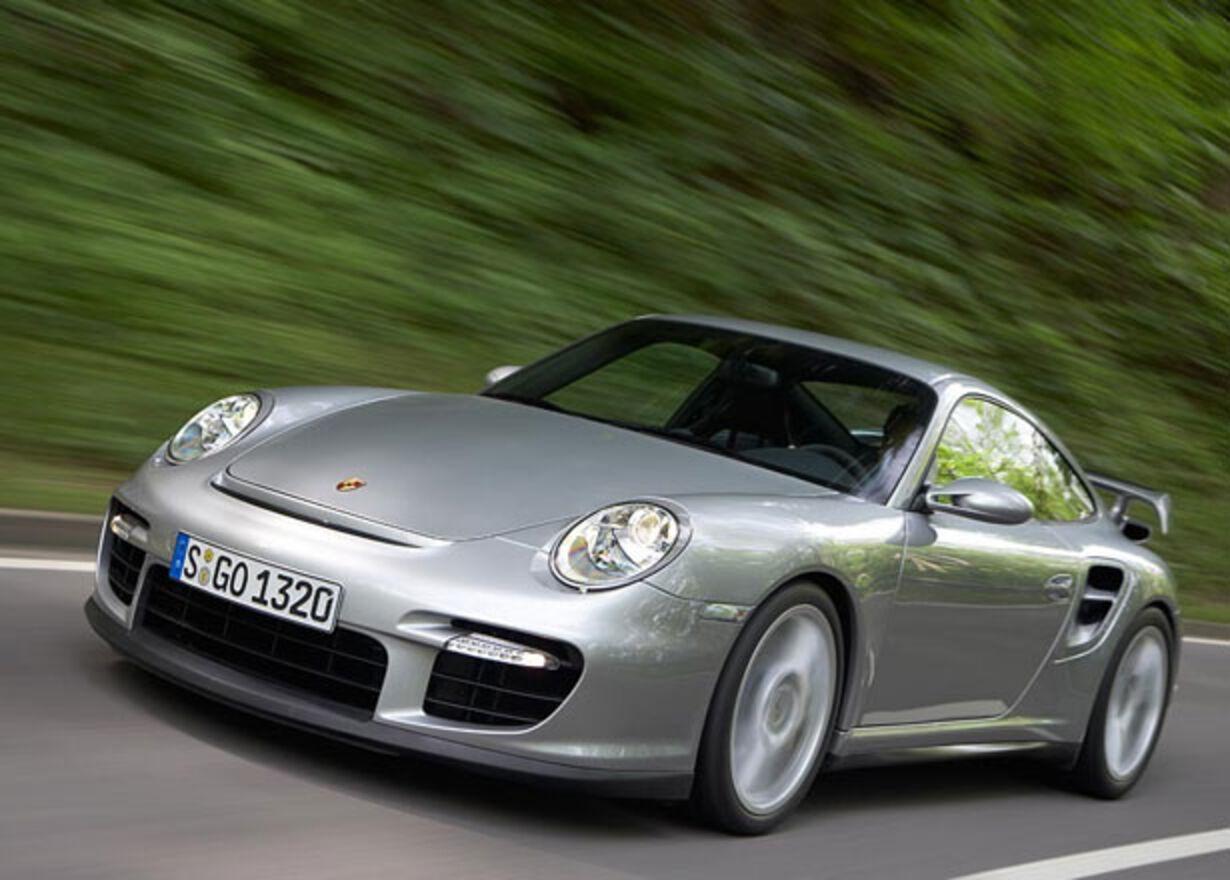 Ny 911 fra Porsche - 1