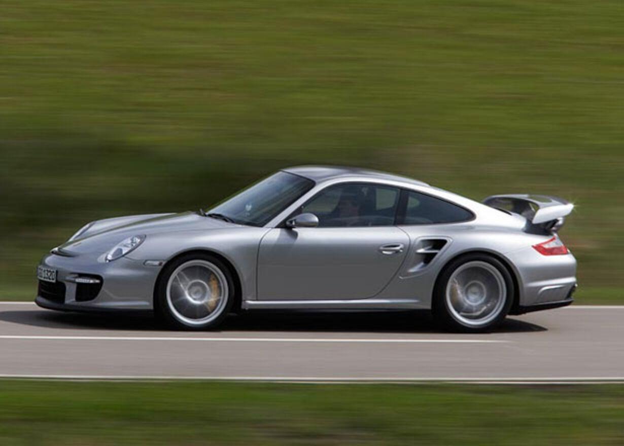 Ny 911 fra Porsche - 2