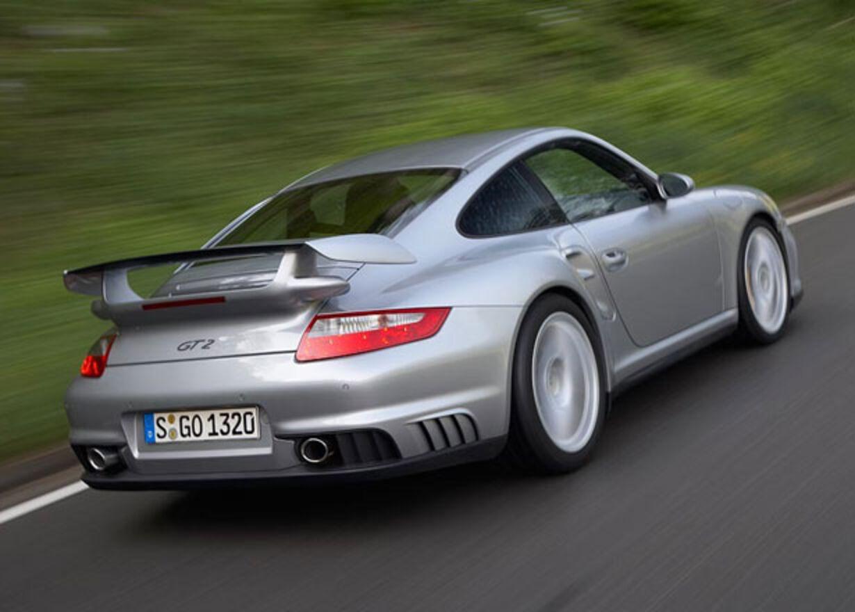 Ny 911 fra Porsche - 3
