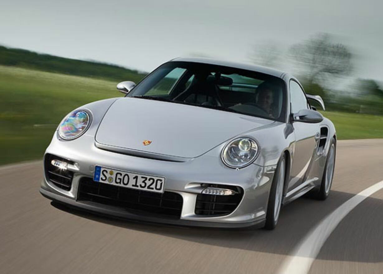 Ny 911 fra Porsche - 4