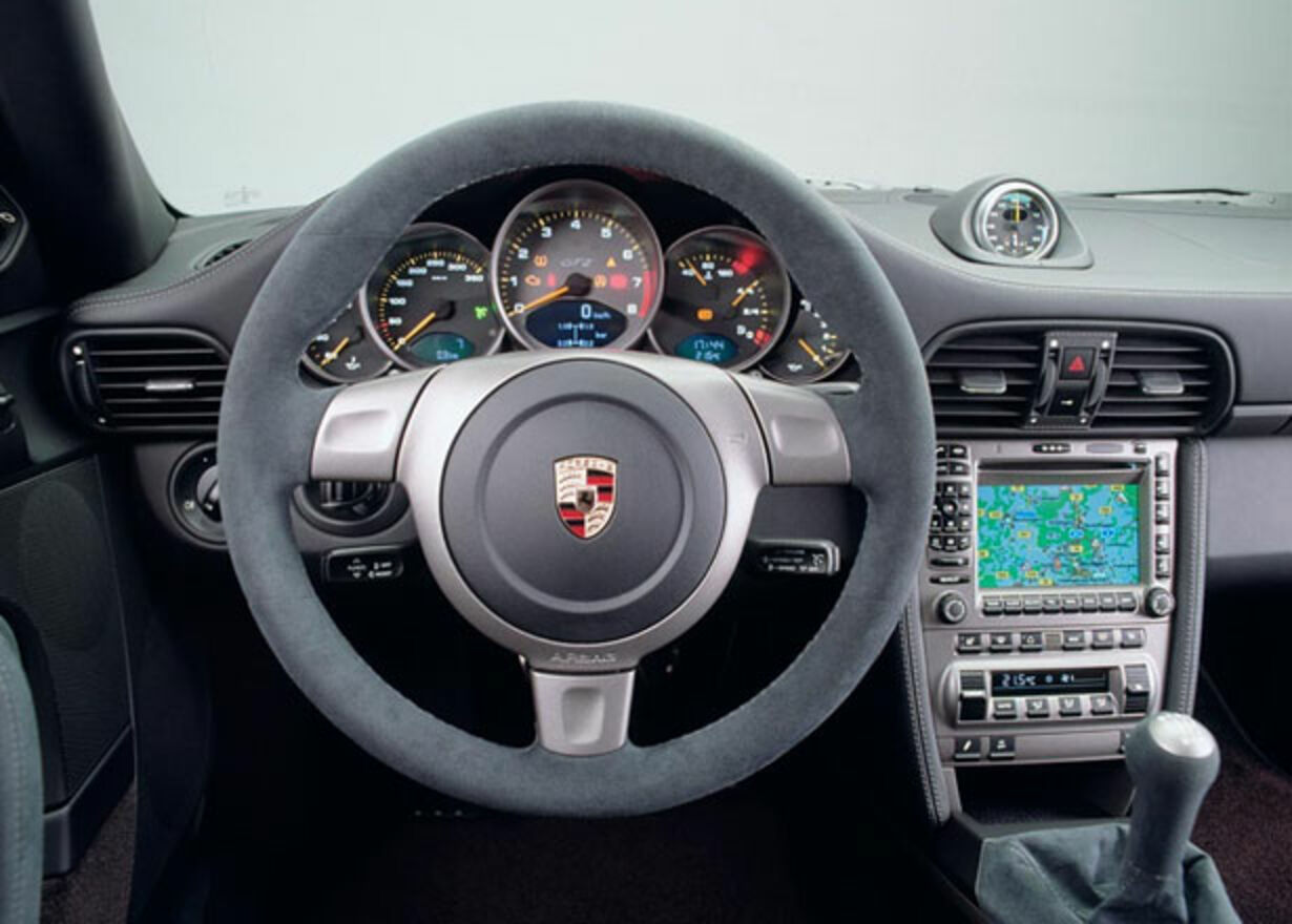 Ny 911 fra Porsche - 5