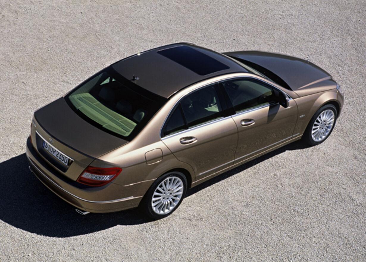 Mercedes nye C-Klasse - 2