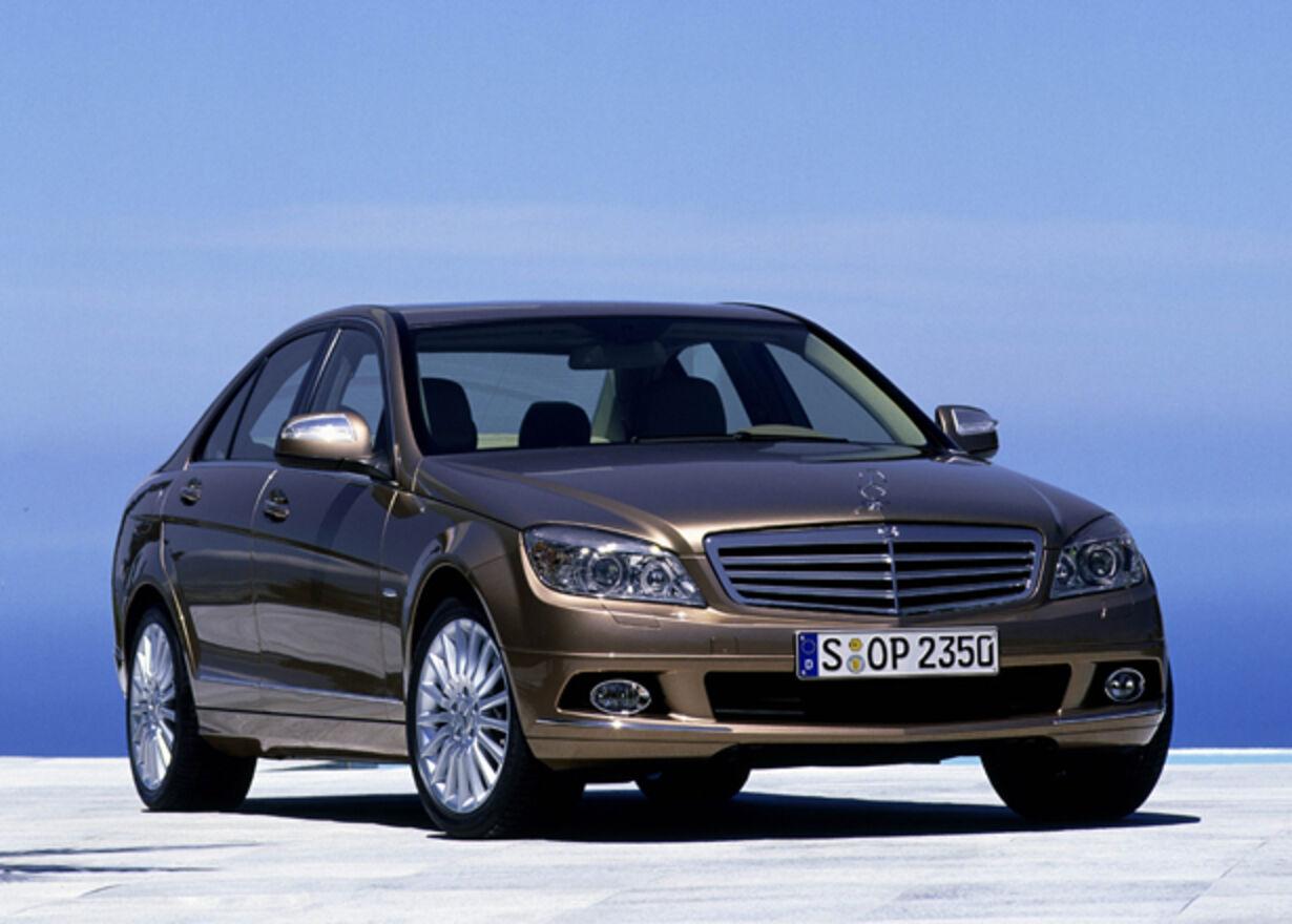 Mercedes nye C-Klasse - 3