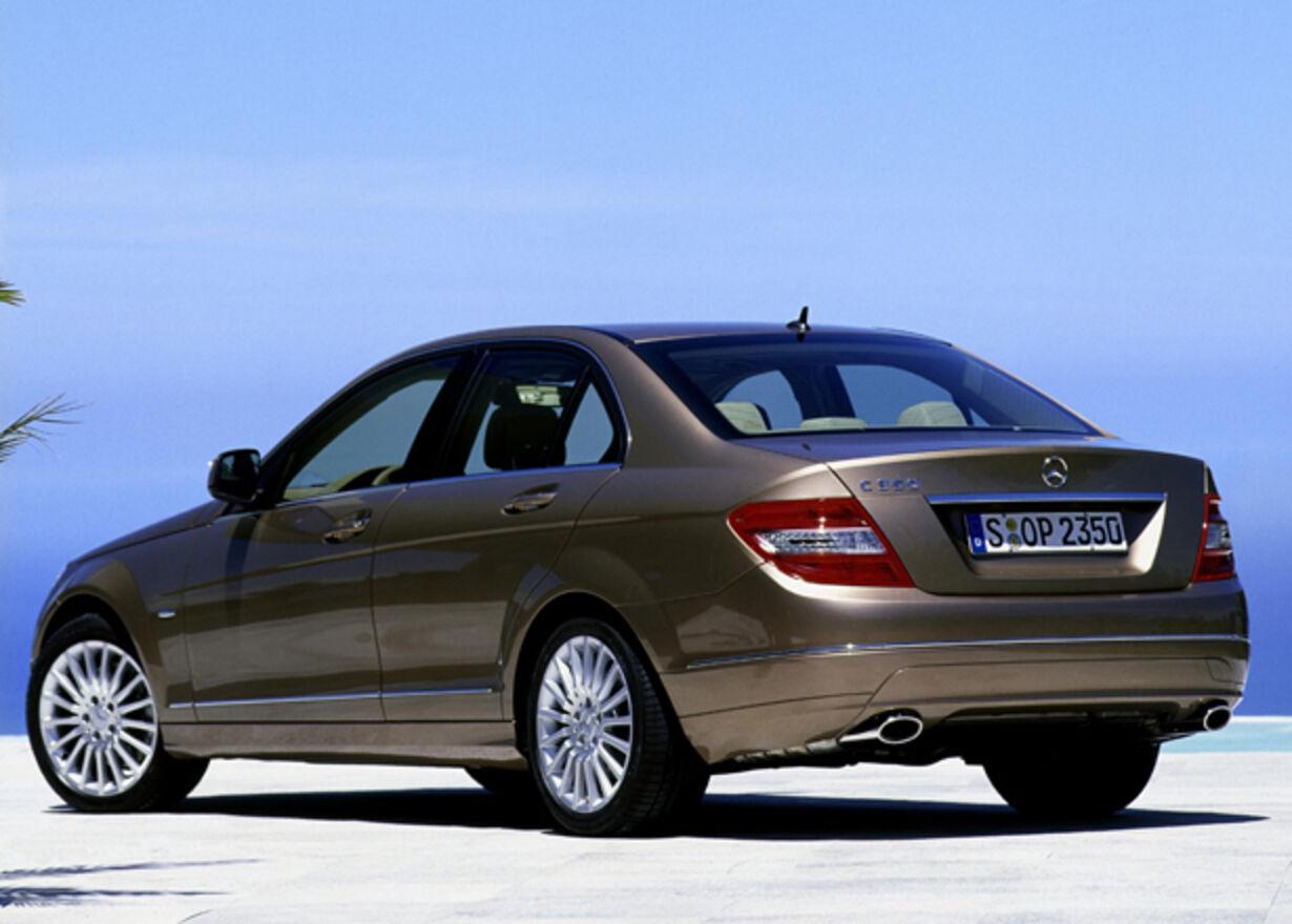 Mercedes nye C-Klasse - 4