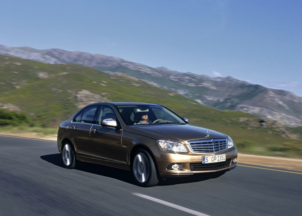 Mercedes nye C-Klasse - 6