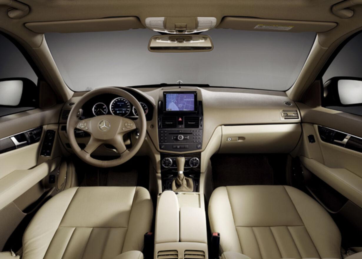 Mercedes nye C-Klasse - 8