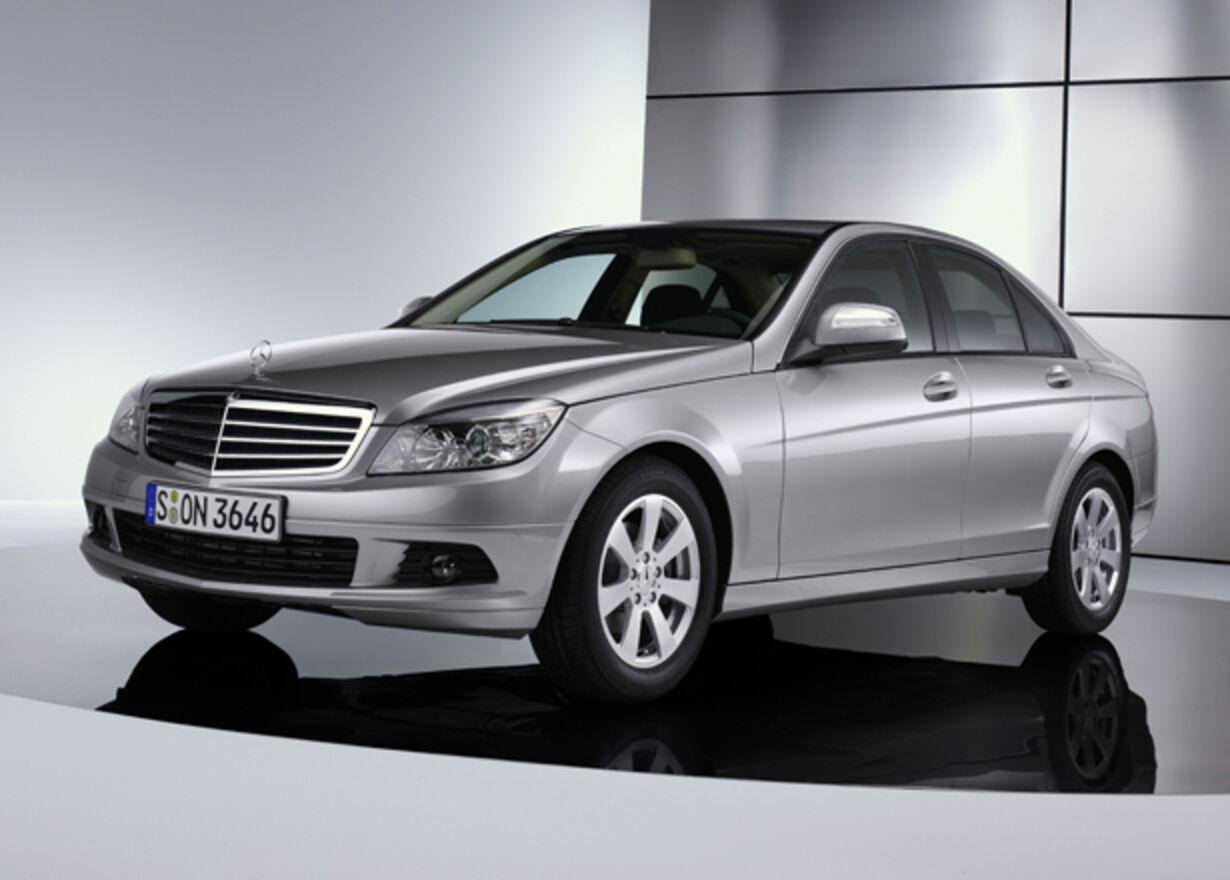 Mercedes nye C-Klasse - 9