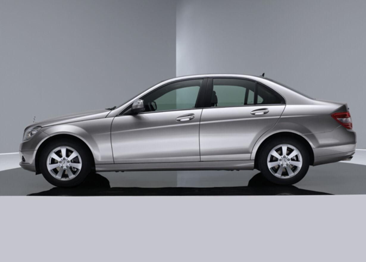 Mercedes nye C-Klasse - 10
