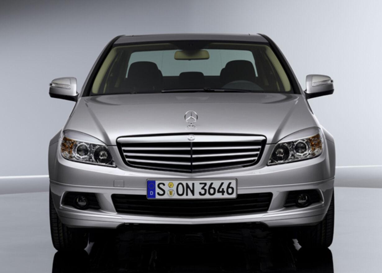 Mercedes nye C-Klasse - 11