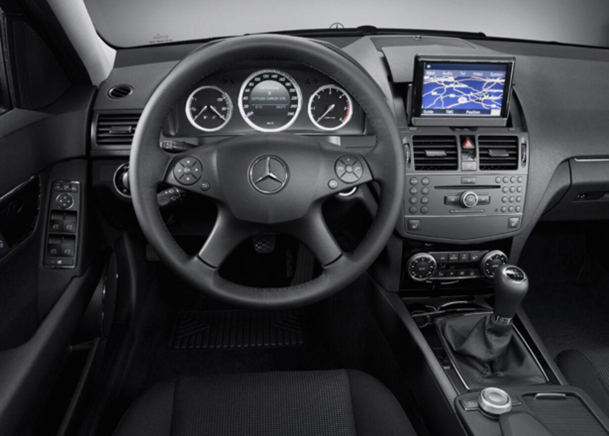 Mercedes nye C-Klasse - 13