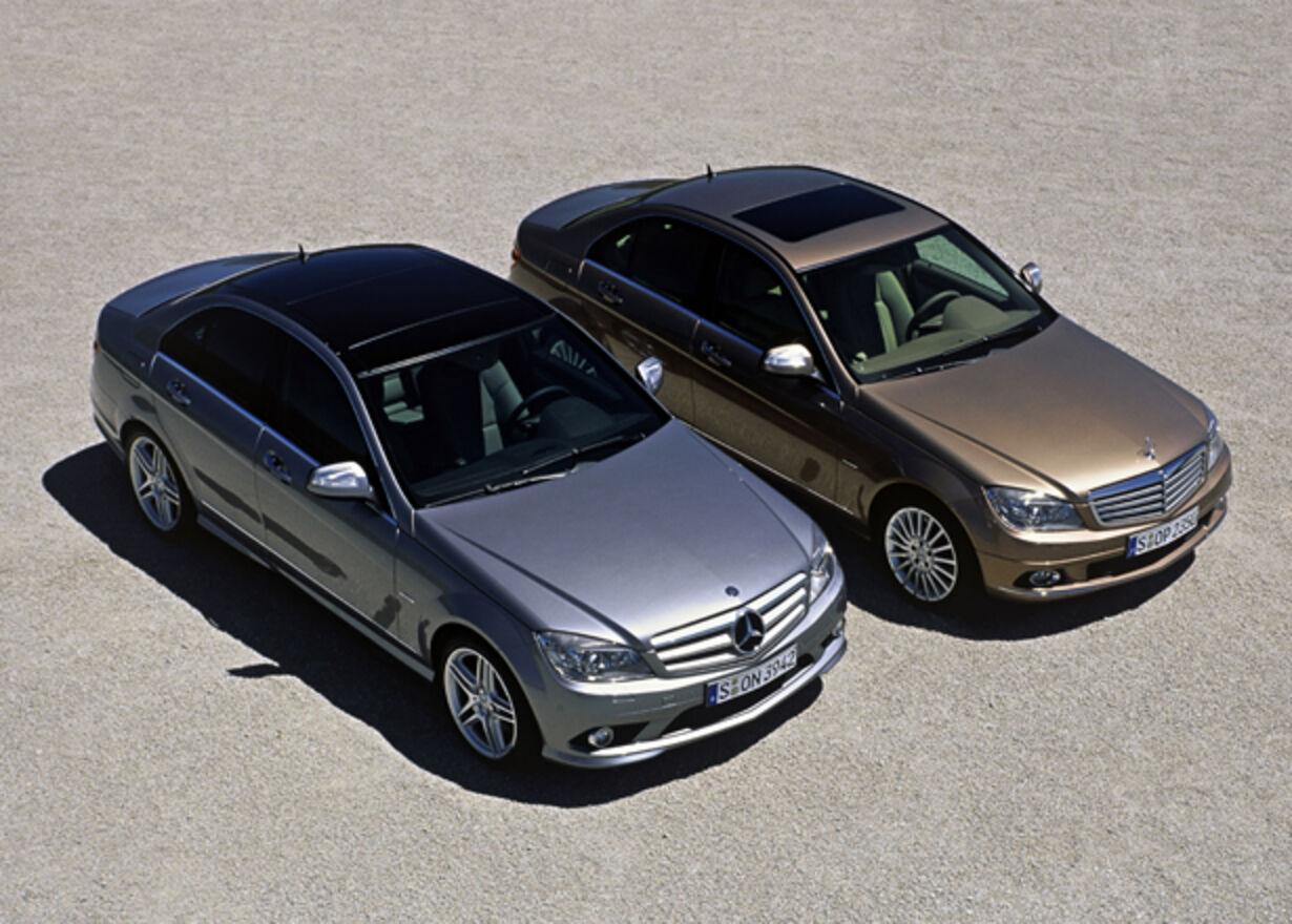 Mercedes nye C-Klasse - 14