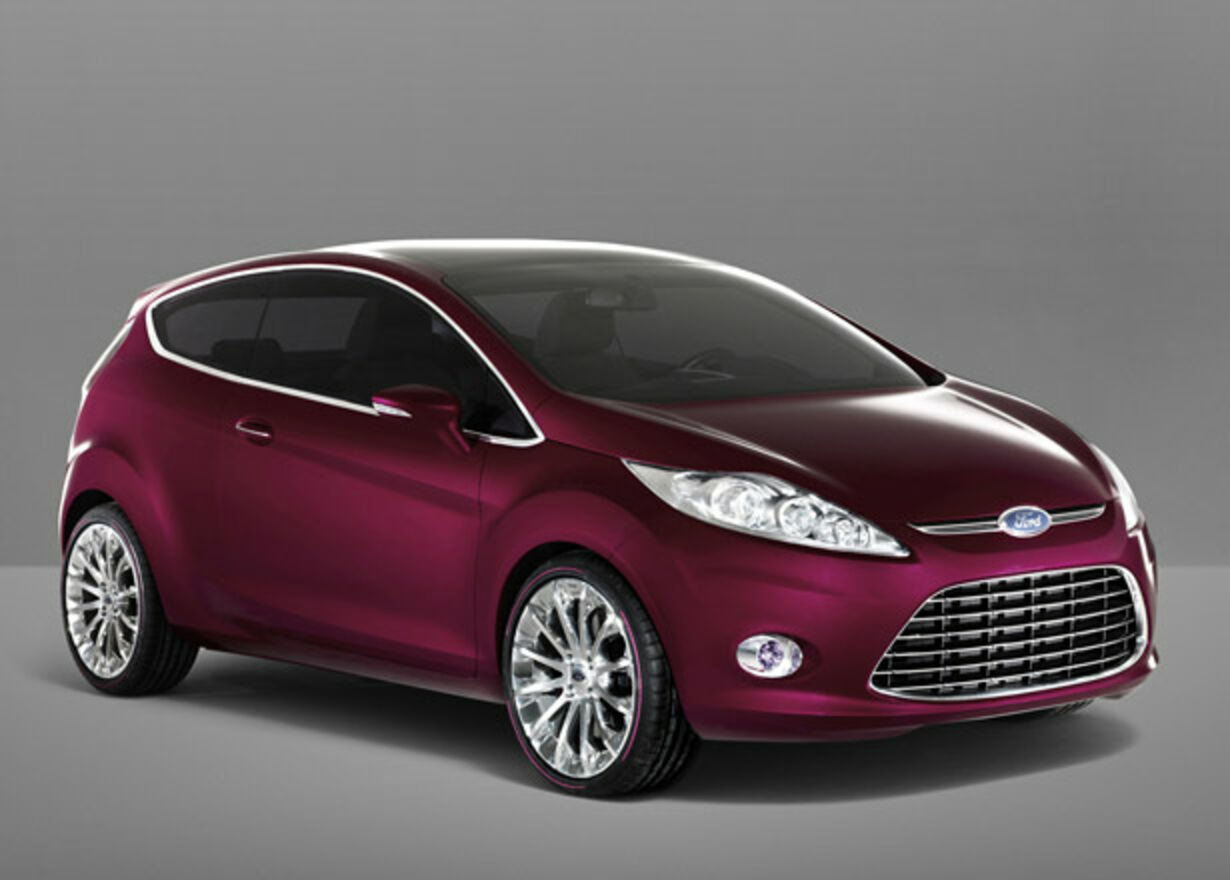 Ford Verve Concept - 3