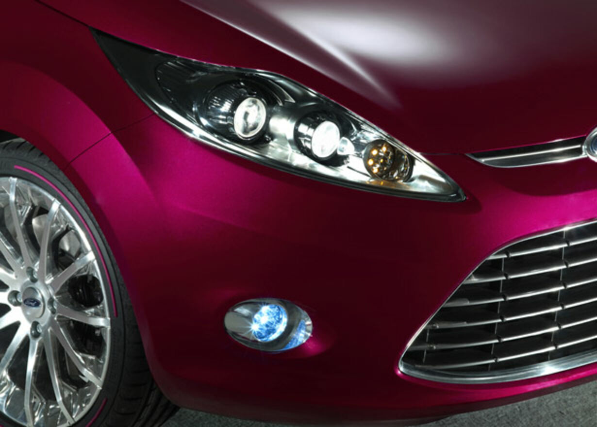 Ford Verve Concept - 5