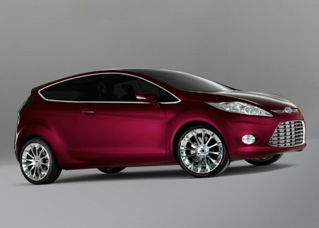 Ford Verve Concept - 10