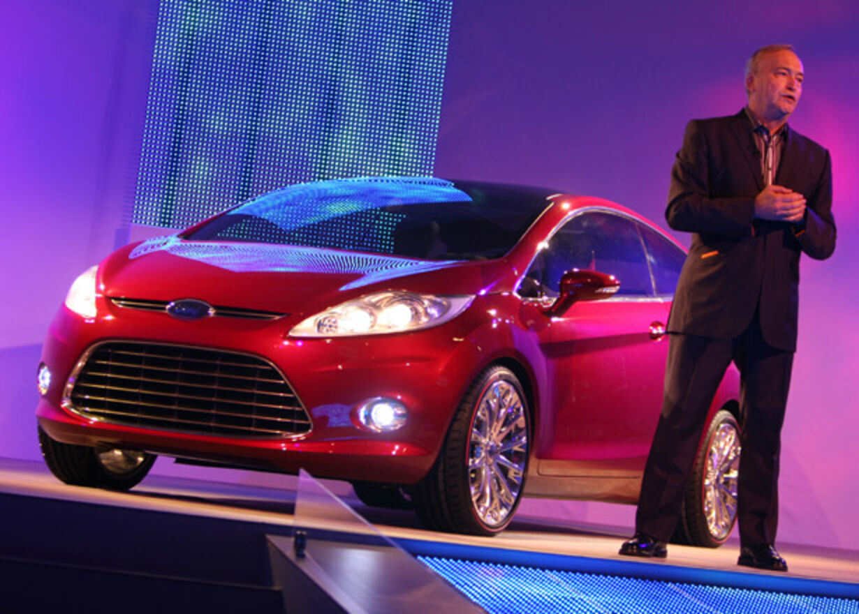 Ford Verve Concept - 11