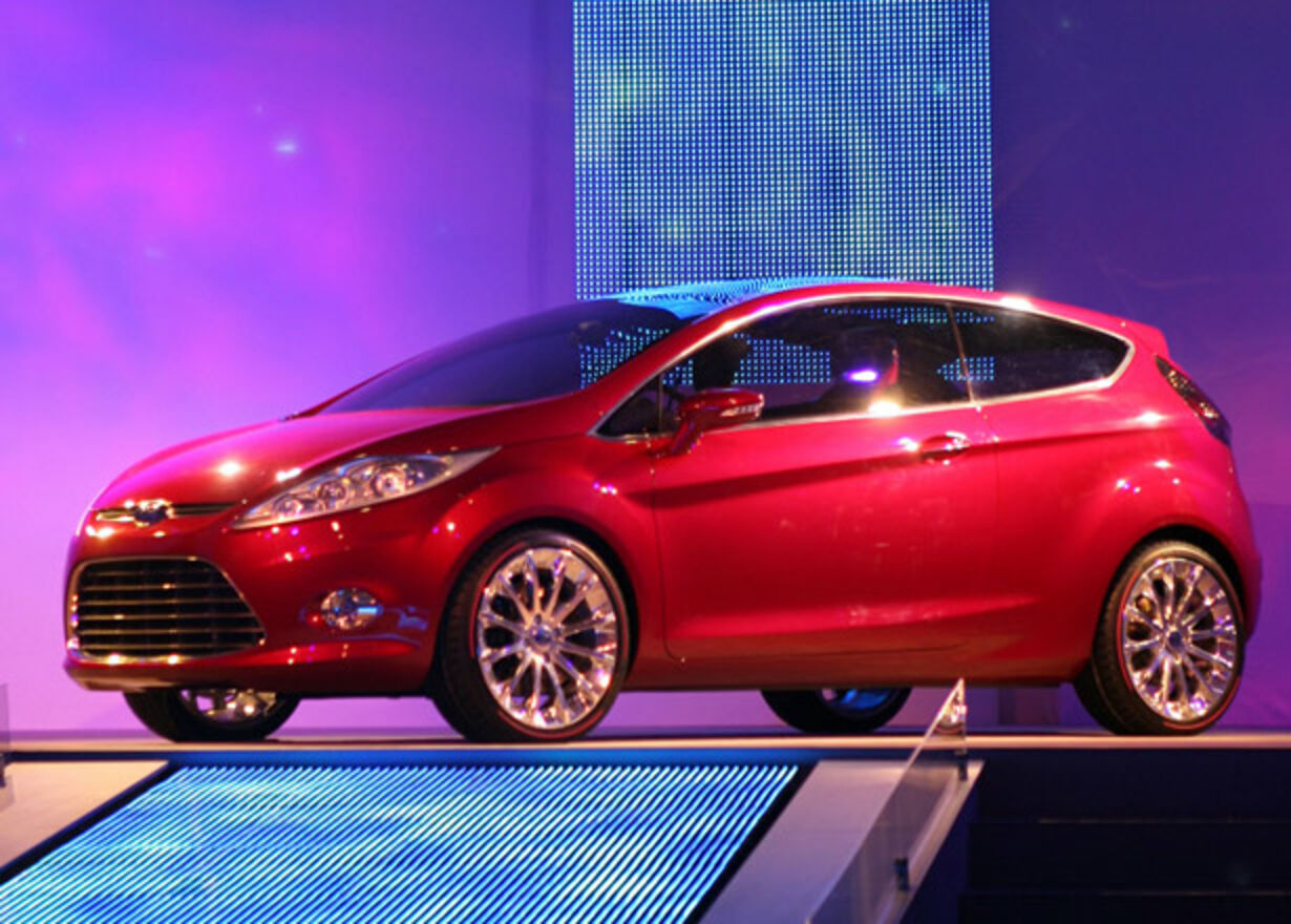 Ford Verve Concept - 12