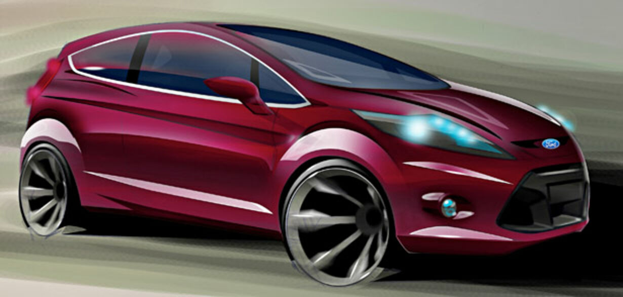 Ford Verve Concept - 13