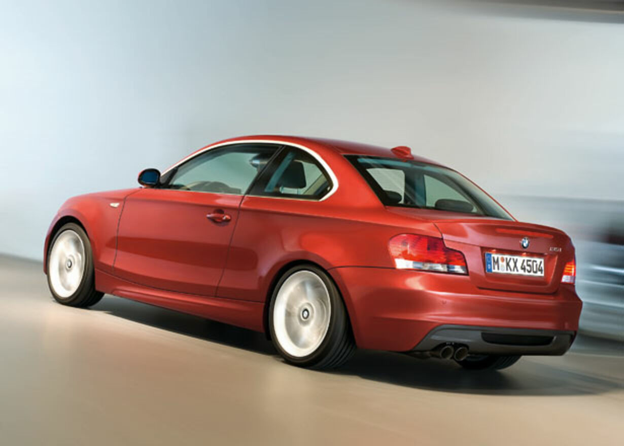 Ny BMW 1-serie Coupé - 2