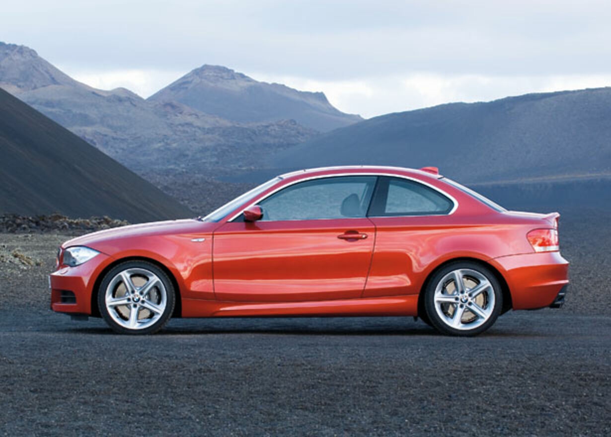 Ny BMW 1-serie Coupé - 3