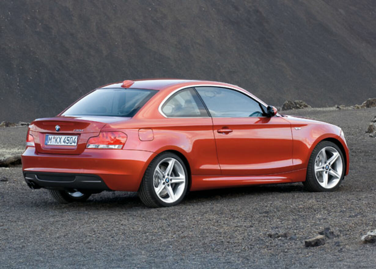 Ny BMW 1-serie Coupé - 4