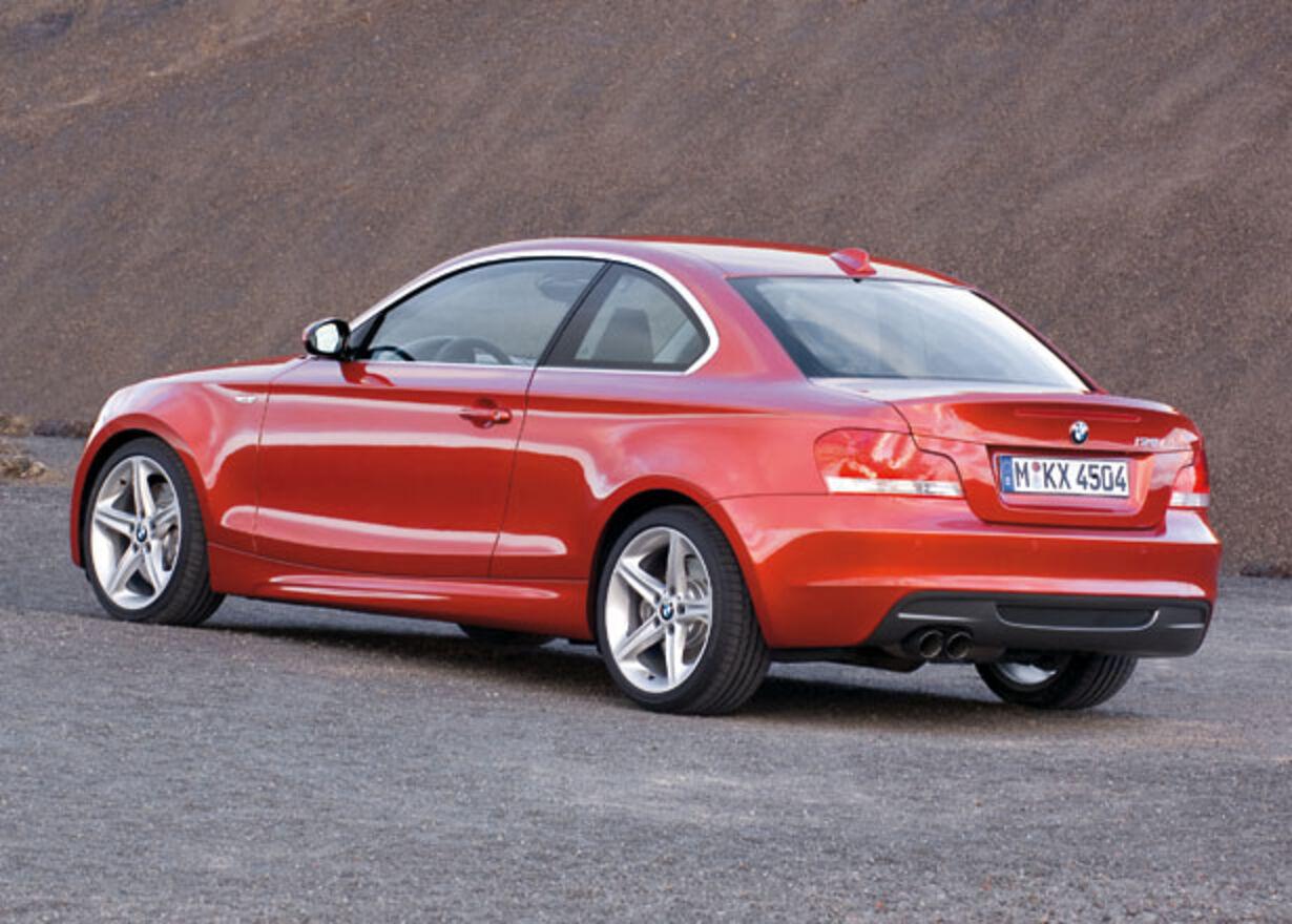 Ny BMW 1-serie Coupé - 5