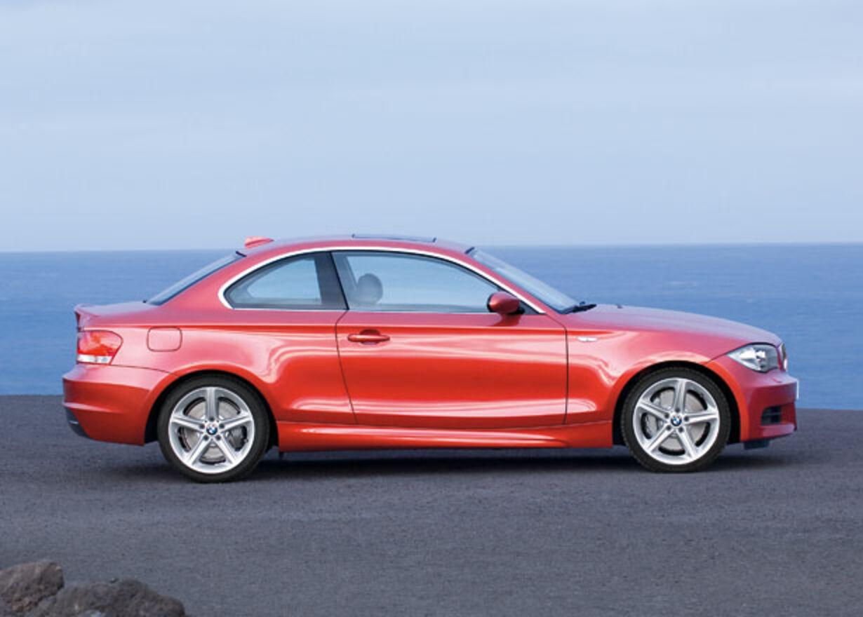 Ny BMW 1-serie Coupé - 7