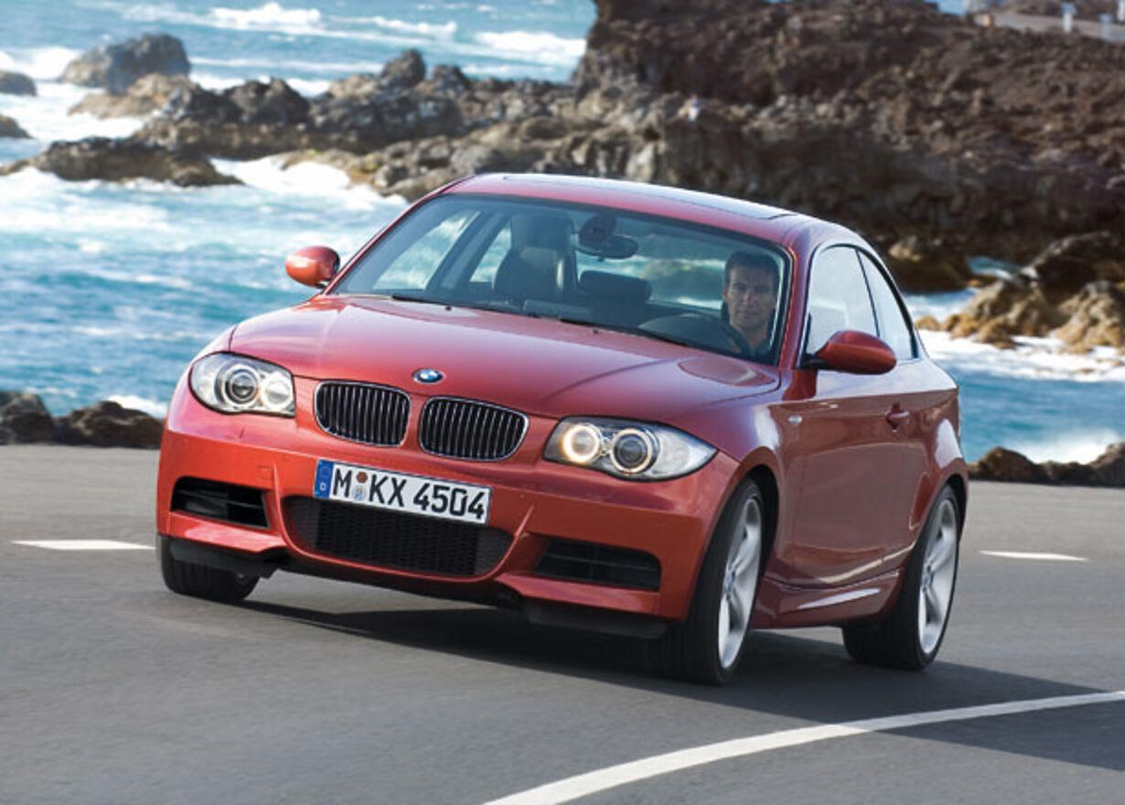 Ny BMW 1-serie Coupé - 8