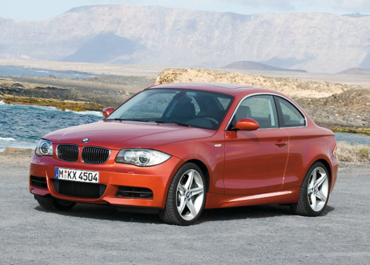 Ny BMW 1-serie Coupé - 10