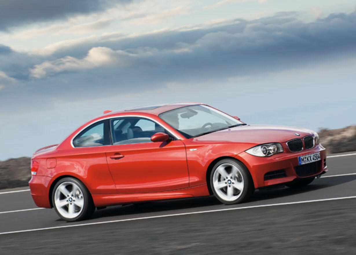 Ny BMW 1-serie Coupé - 11