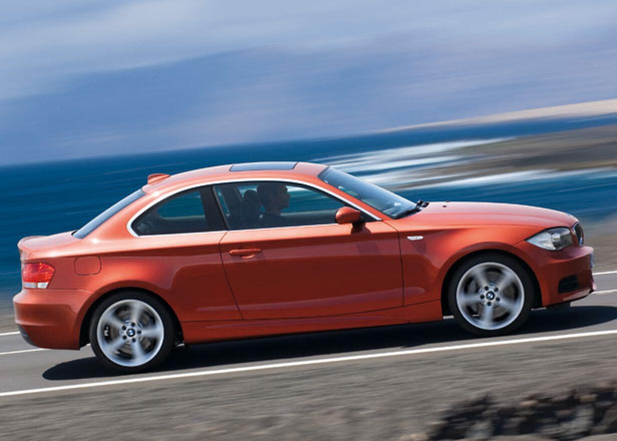 Ny BMW 1-serie Coupé - 14