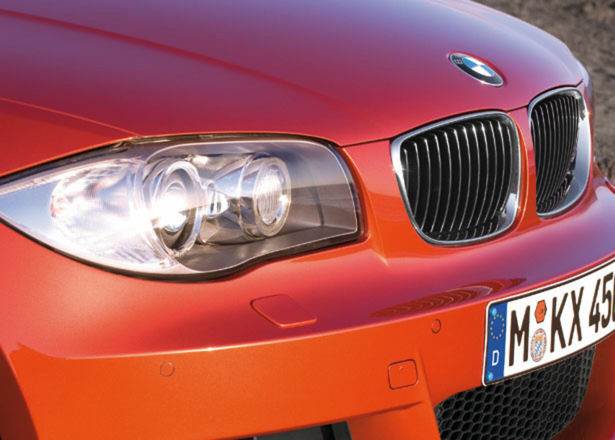 Ny BMW 1-serie Coupé - 15