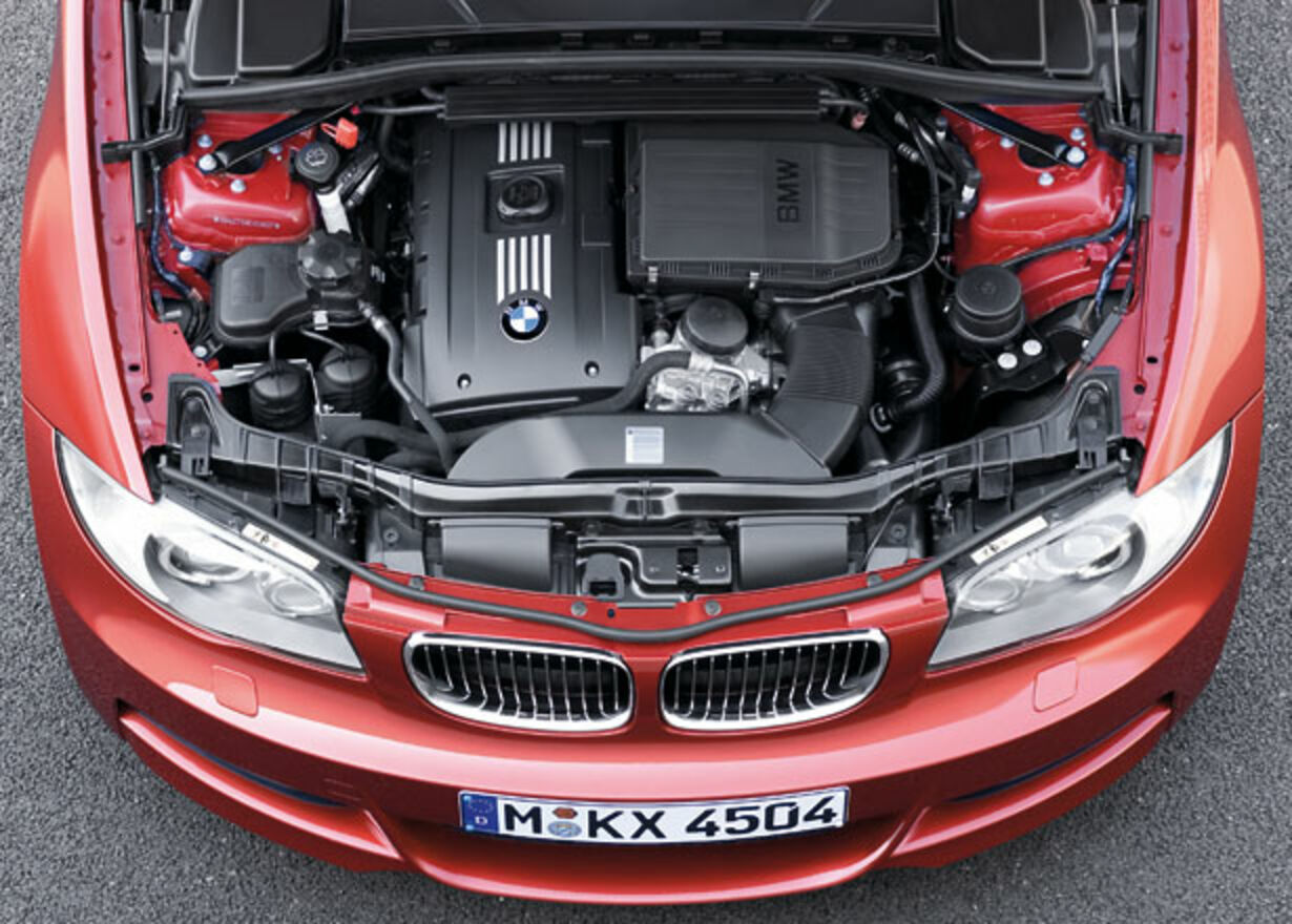 Ny BMW 1-serie Coupé - 18