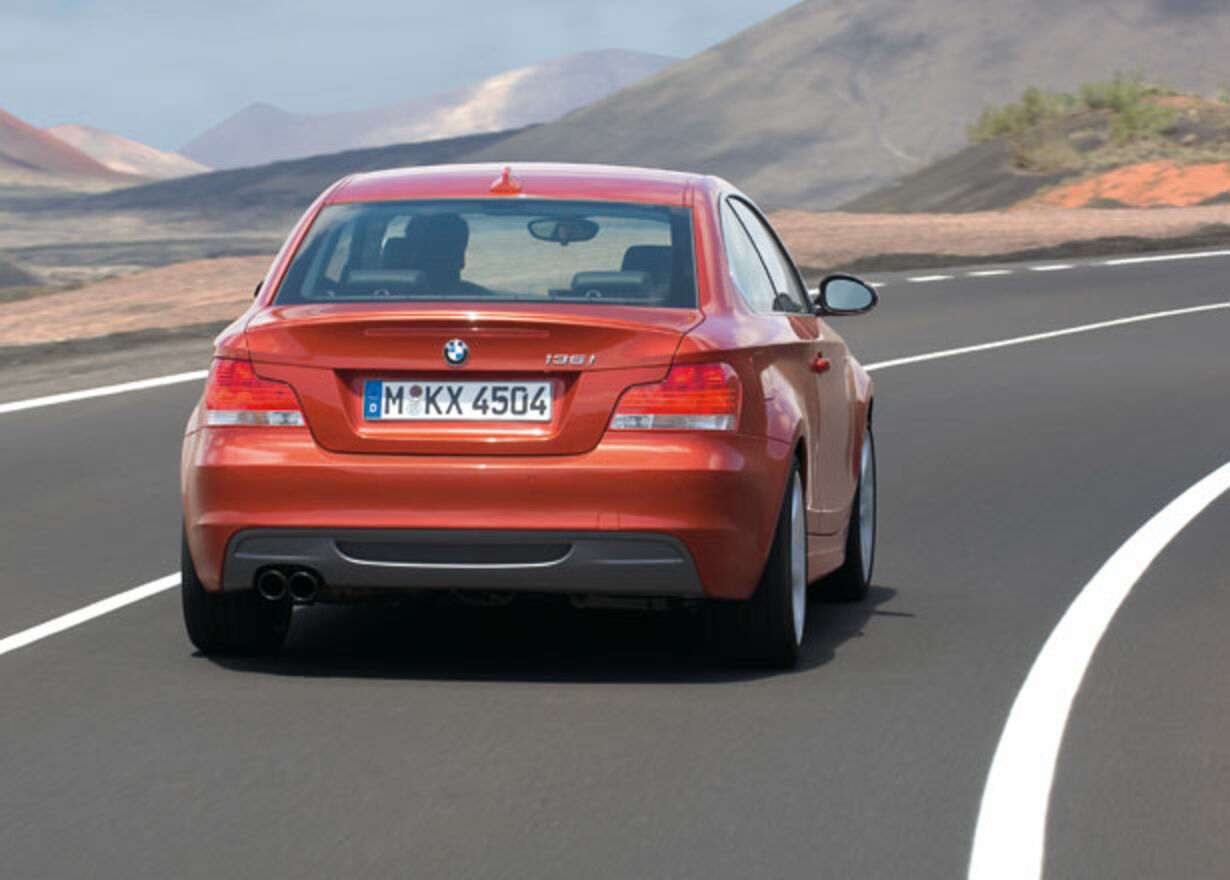 Ny BMW 1-serie Coupé - 21