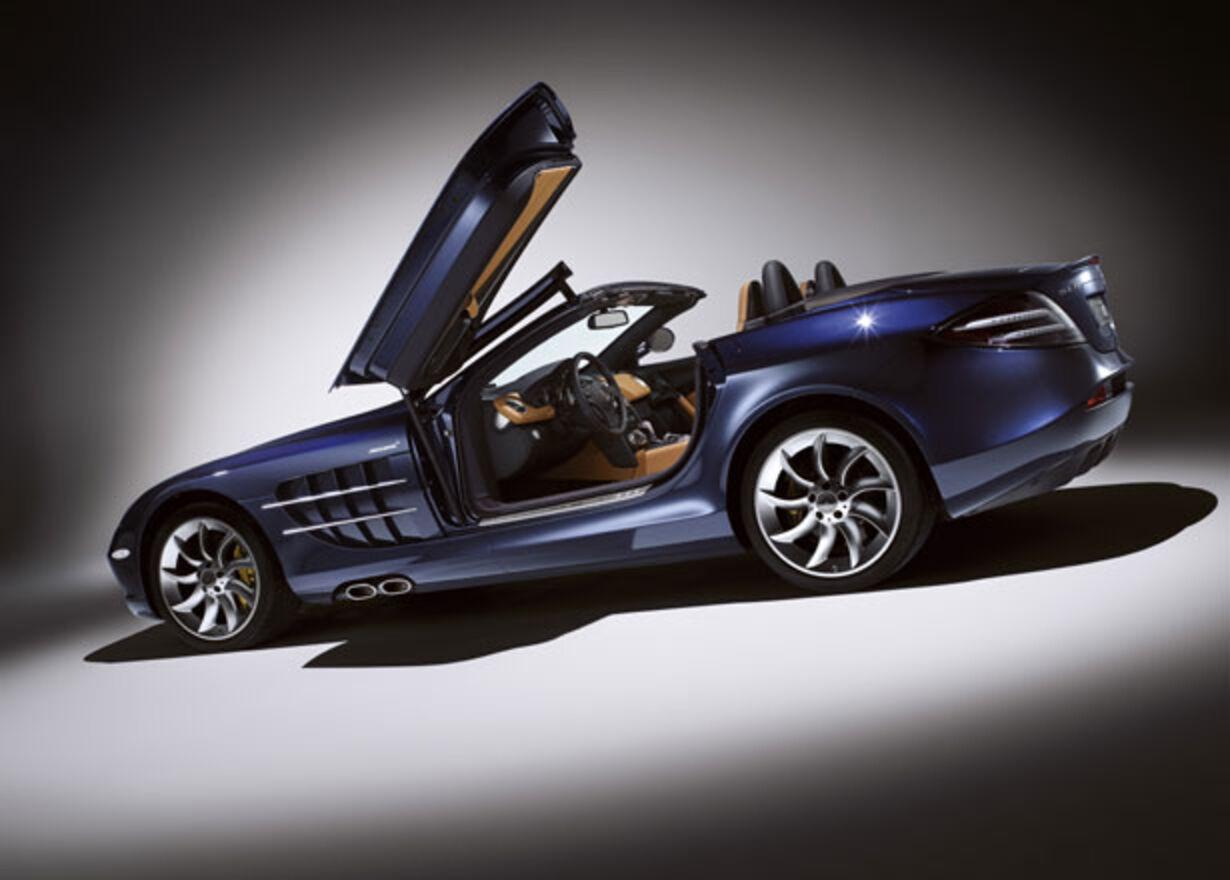 Ny topløs fra Mercedes - 1