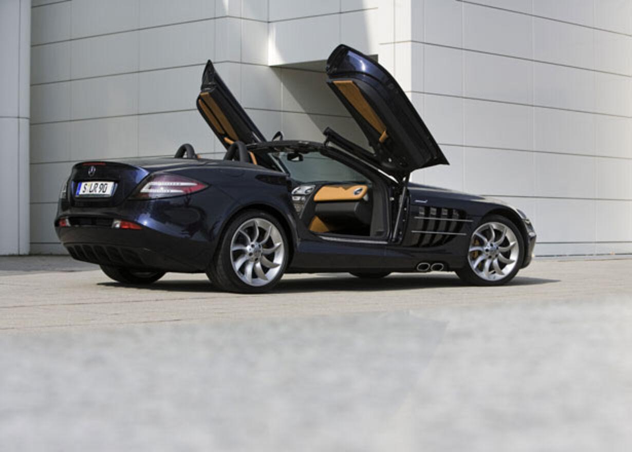 Ny topløs fra Mercedes - 12
